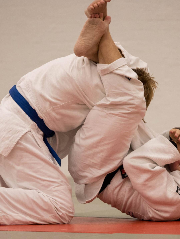 Judo Gulvkamp i Svendborg Judo Klub