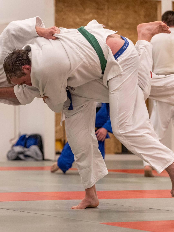 Judo i Svendborg Judo Klub